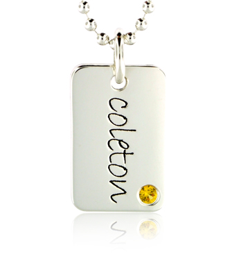 mini dog tags