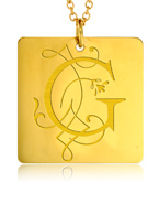 Gold Square G