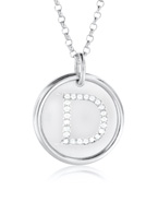 Sterling Silver Diamonds Roxy D