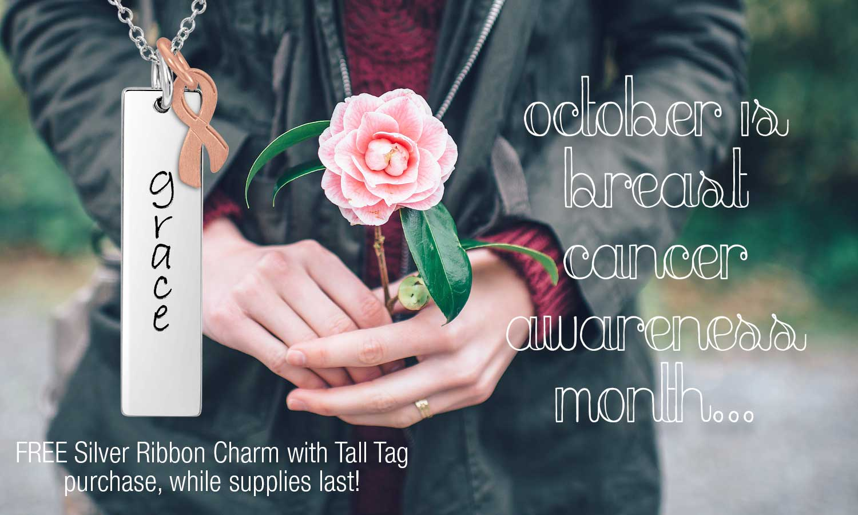 FREE Rose Ribbon Charm
