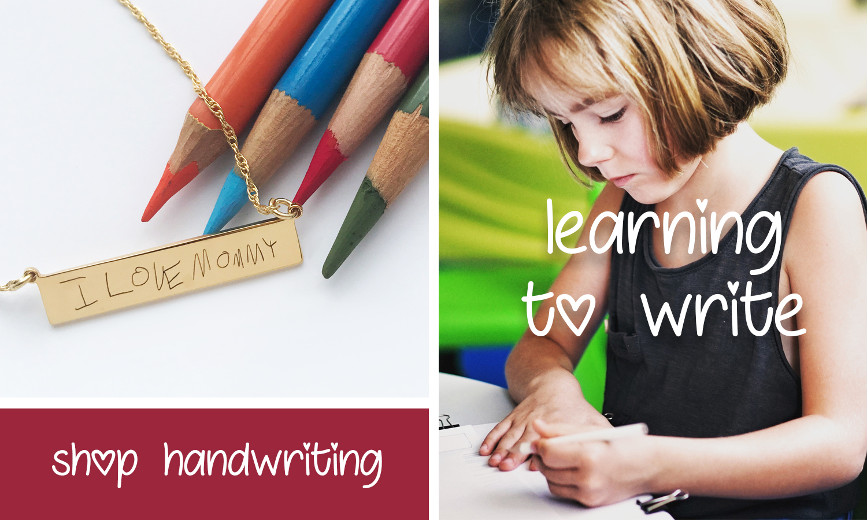 Shop Handwriting