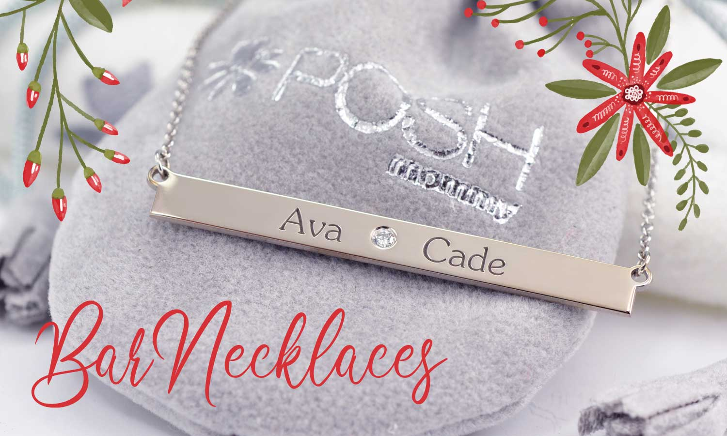 Mommy Bar Necklace