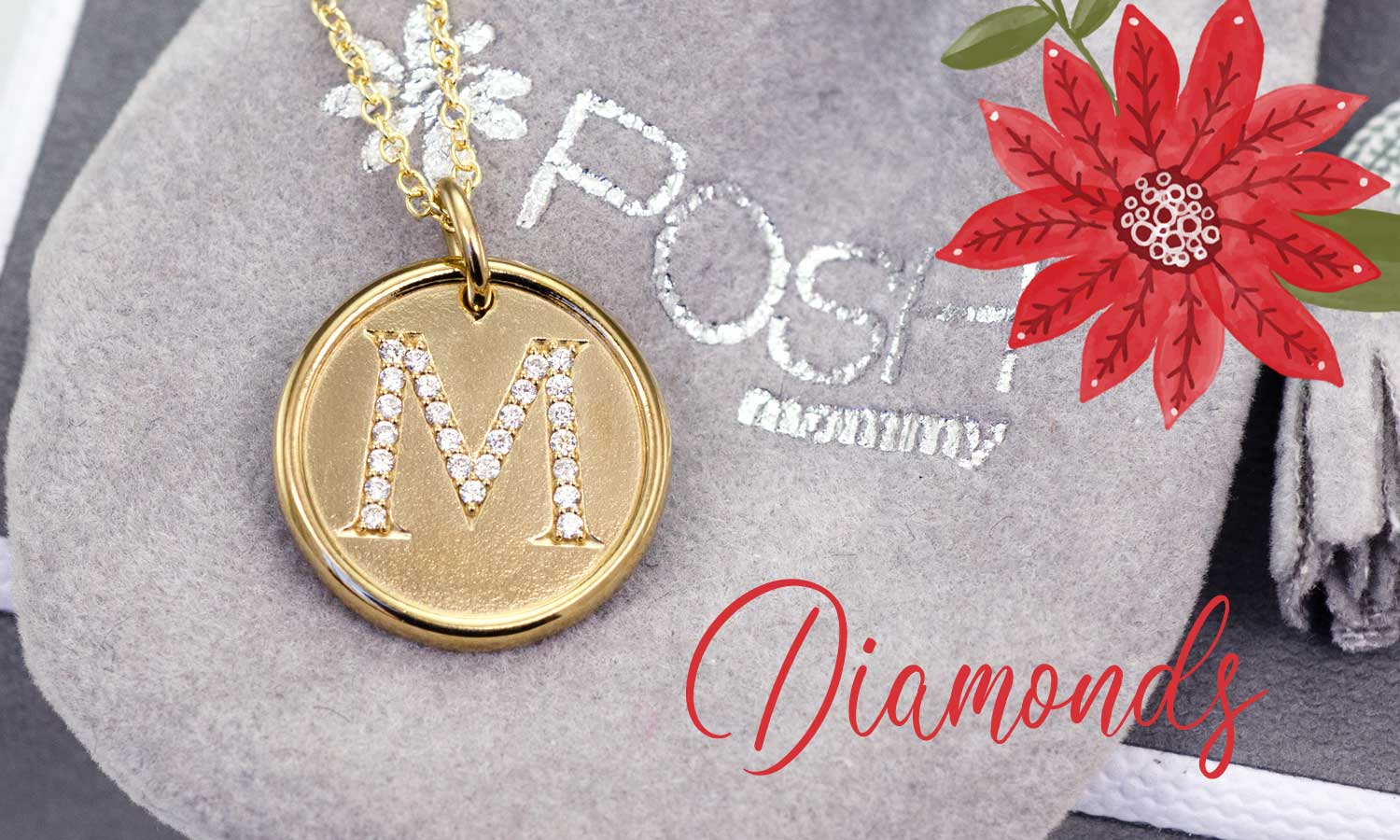 Diamond Necklaces for Mom