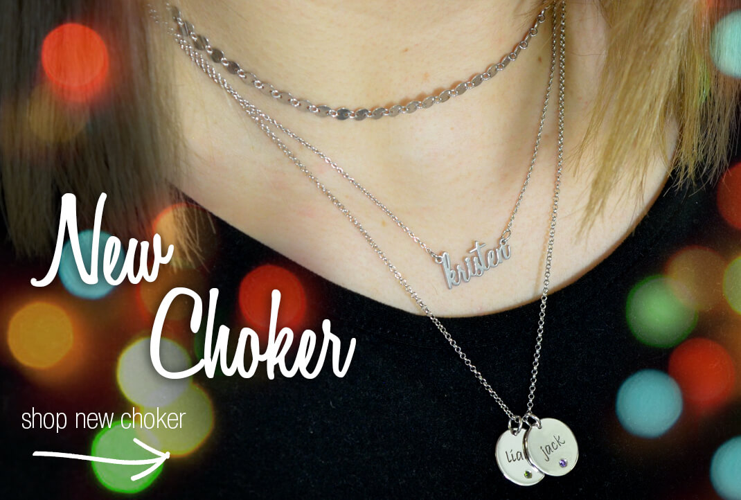 New Choker Necklace