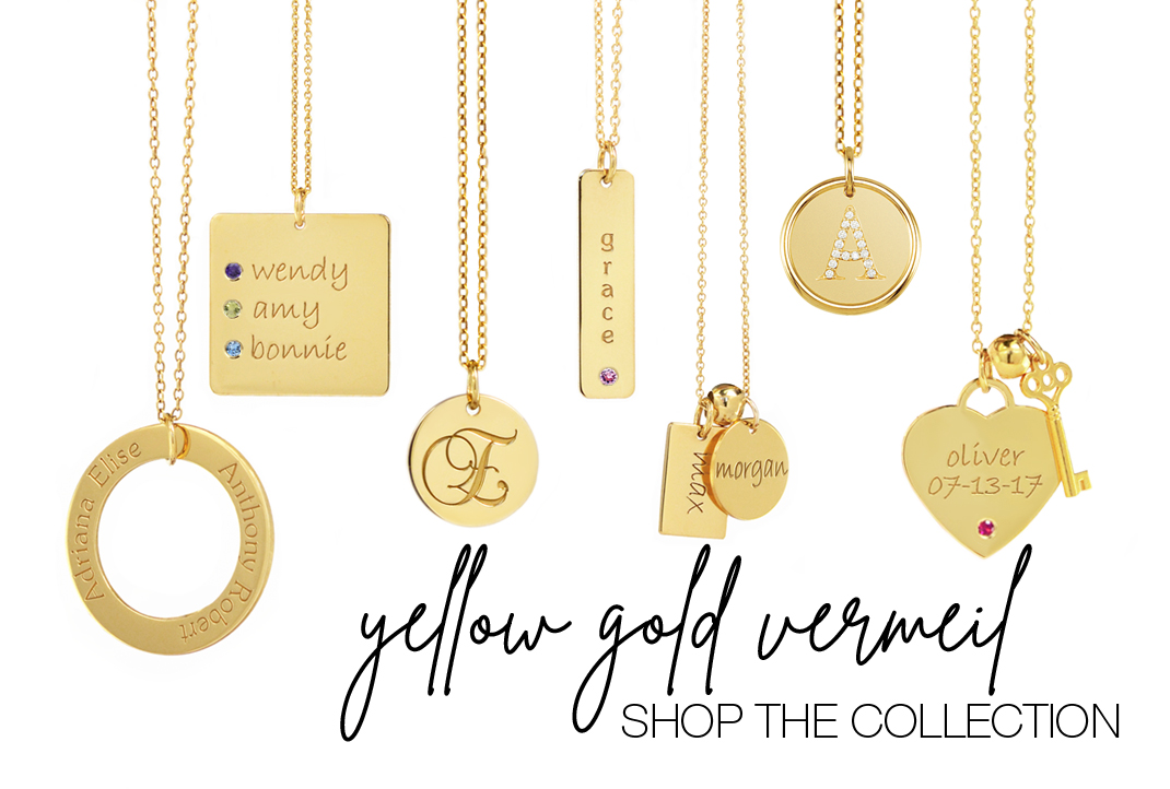 YELLOW GOLD PLATED YELLOW GOLD VERMEIL
