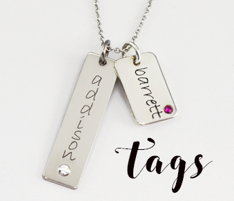 POSH Mommy Tags