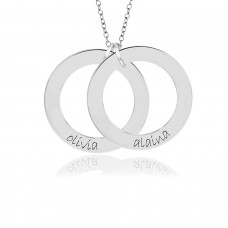 Two Wee Loops Personalized Jewelry