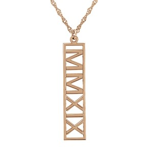 2019 Graduation Necklace