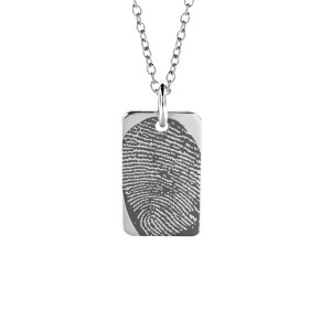 Thumbprint Tag