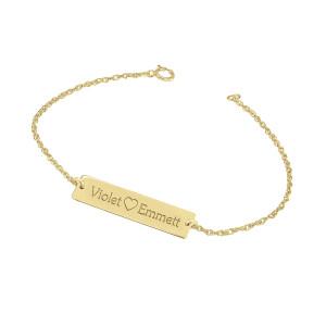 POSH Bar Bracelet