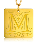 Gold Square M