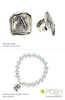 POSH rings bracelets